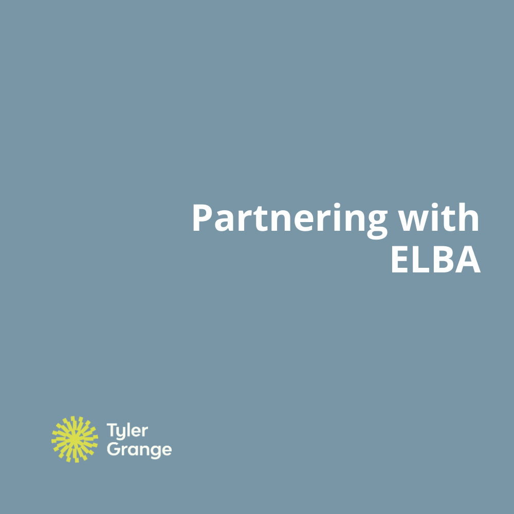 Partnering with ELBA